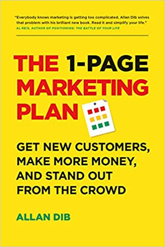 The 1-Page Marketing Plan